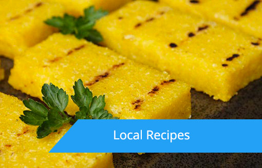 Local Recipes